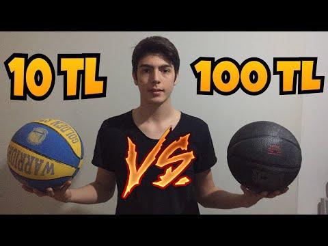 10 TL TOP vs 100 TL TOP!
