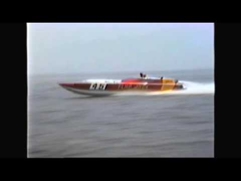 POPEYES OFFSHORE POWERBOAT RACE 6/7/85 - NEW ORLEANS, LA.