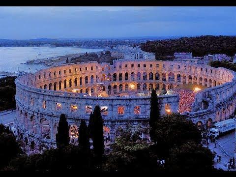 Roman Arena / Amphitheatre | Pula Croatia