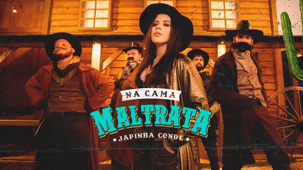Japinha Conde, Conde do Forró - Na Cama Maltrata (Videoclipe Oficial)