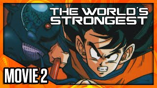 DragonBall Z Abridged MOVIE: The World's Strongest - TeamFourStar (TFS)