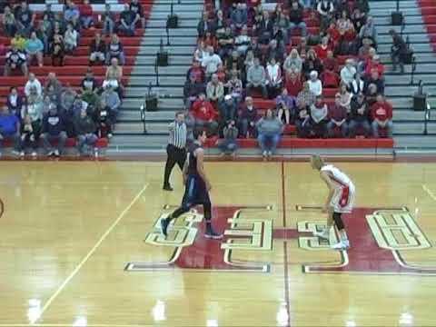 Hicksville Boys Varsity Basketball vs. Montpelier 12-2-17
