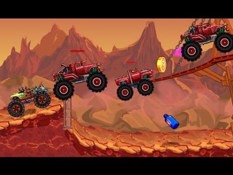 mad truck challenge 2 hacked