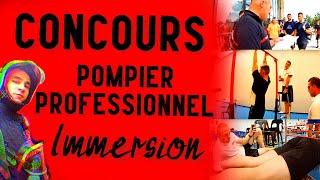 LE CONCOURS DE POMPIER PROFESSIONNEL : Les Coulisses [La Remise #33]