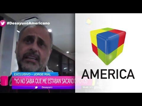 Jorge Rial contó la verdad de sus días en Miami con Andrea