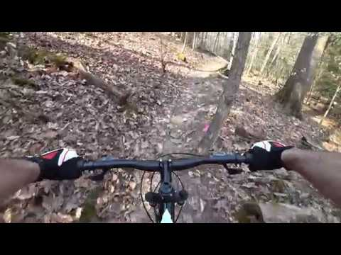Mohican State Park bike ride