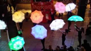 Cabot Circus Christmas lights switch-on 1