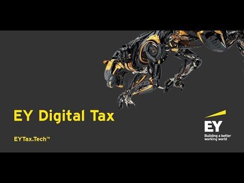 EY Digital Tax - Tax Technology & Transformation GSA