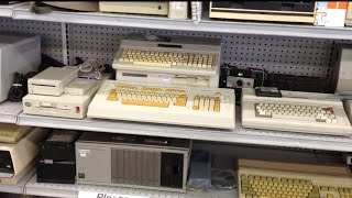 Computer Hunting Ep1: Discount Sales - Obsolete Geek