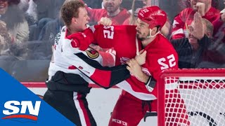 NHL Fights of The Week: Like Father, Like Son
