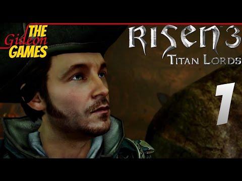 Risen 3 Titan Lords прохождение на русском Часть 1