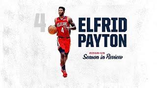 Elfrid Payton Season in Review  2018-19 Pelicans Highlights