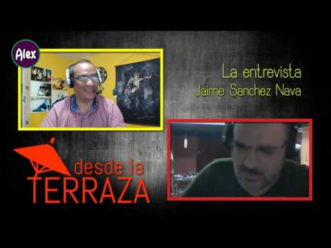 Entrevista al maestro Jaime Sanchez Nava