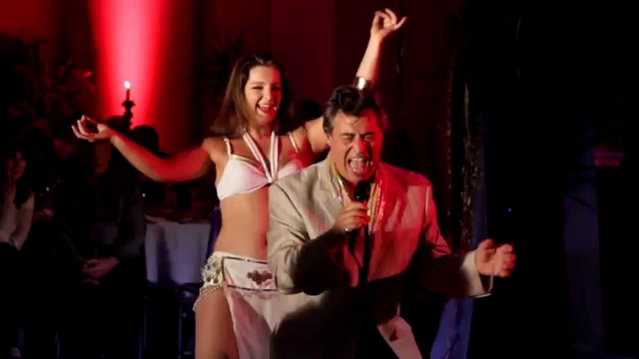 Tony Pantano Arabian Nights show package