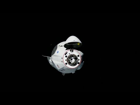Crew Demo 2 (Approach and Docking)