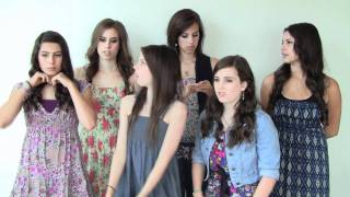 """Just a Kiss"" by Lady Antebellum - cover by CIMORELLI"