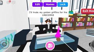 (Adopt me) Mega Trade for GOLDEN GRIFFIN
