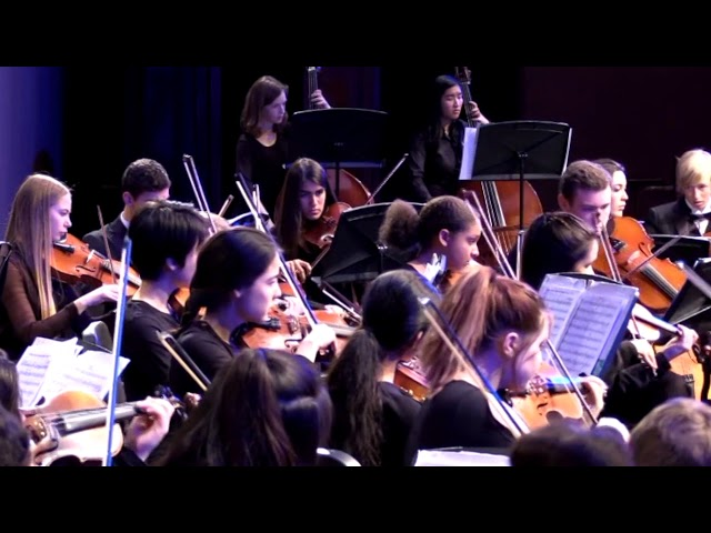 06 DHS Chamber Orchestra Allegro from Concerto Grosso, Opus 6, No  1 Handel
