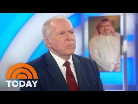 Jamal Khashoggi Disappearance: 'No Doubt' Saudi Crown Prince Had Role, John Brennan Says | TODAY