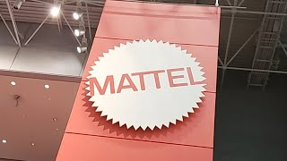 Mattel Booth - LIVE at TOY FAIR 2019