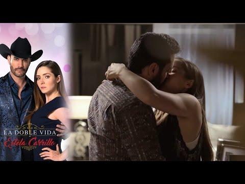 ¡Ryan le propone matrimonio a Laura! | La doble vida de Estela Carrillo - Televisa