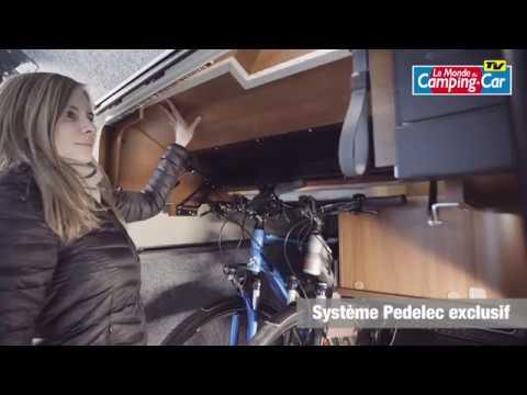 Carthago Liner For Two: camping-car poids lourd de luxe pour deux personnes