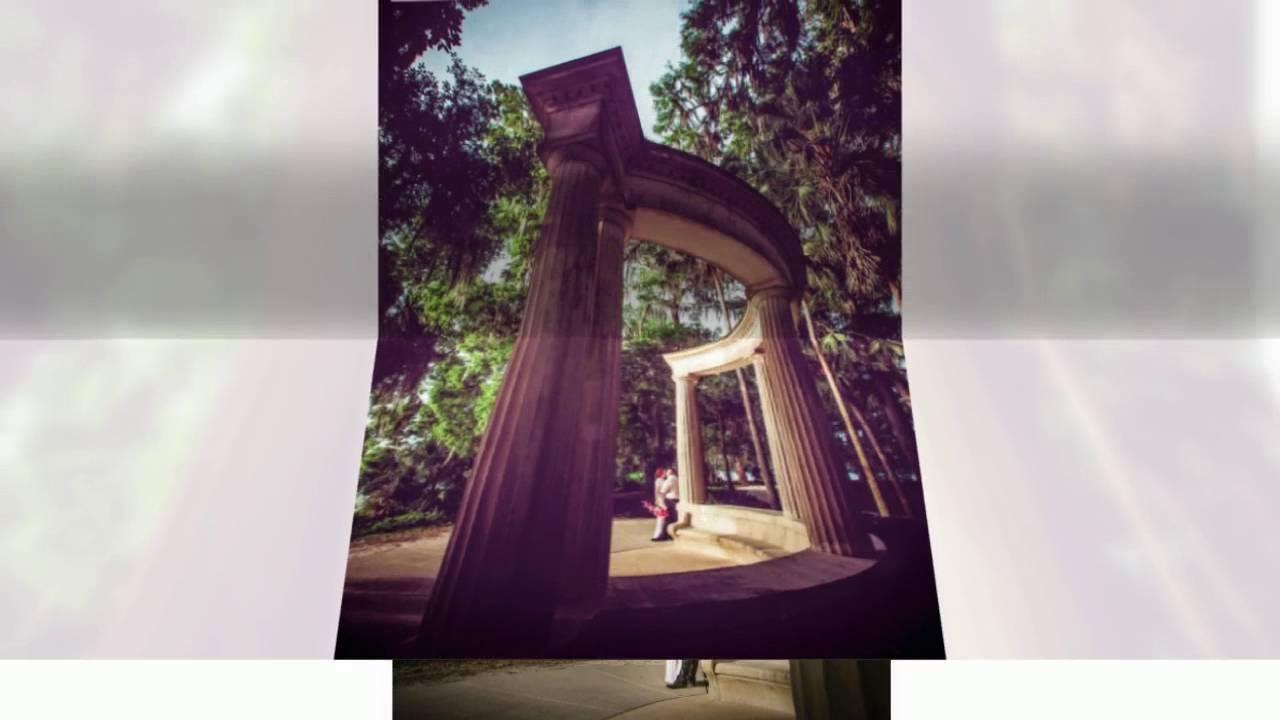 60 second kraft azalea gardens wedding teaser elizabeth