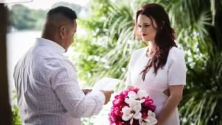 60 Second - Kraft Azalea Gardens Wedding Teaser | Elizabeth + Ralph | Winter Park, FL