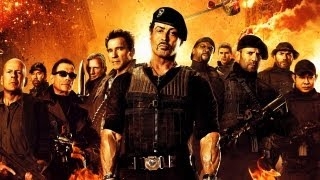 THE EXPENDABLES 2 - THE VIDEO GAME :: PC HD GAMEPLAY VIDEO