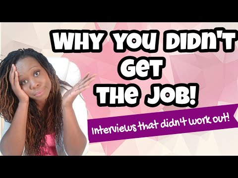 why-you-didn't-get-the-job!---ba-interviews-that-didn't-work-out-and-what-you-can-learn-from-it!