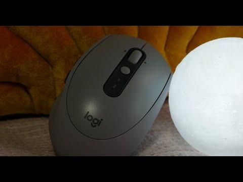 Миша Logitech M590 Wireless Bluetooth Multi-Device Silent Ruby (910-005199)