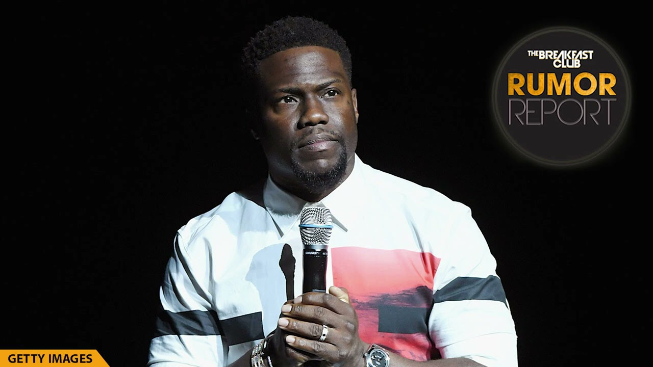 Kevin Hart Recalls His Daughter Checking Him After Affair