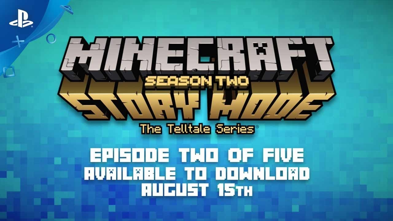 Minecraft: Story Mode – Season Two – Episode Two | PS4