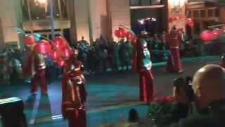 2013 Universal Orlando Mardi Gras Parade (Opening Night)