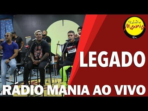 Radio Mania - Legado - Já Deu Pra Notar  Melhor Eu Ir