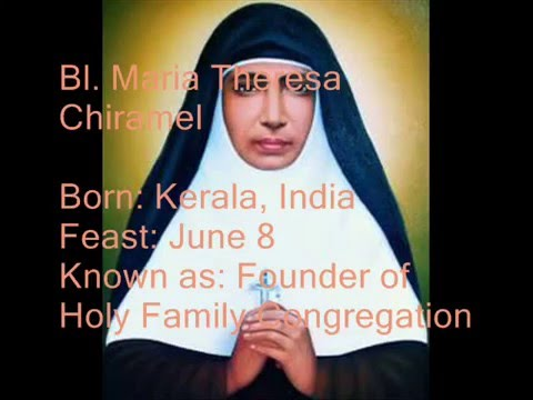 Indian Catholic Saints And  Blessed [Updated 2015]