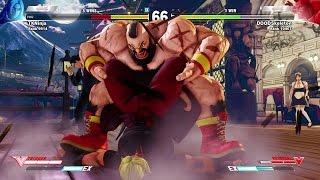 Video [PS4] Street Fighter 5: Ken (TKNinja) vs Zangief (DOODSkeleton)【HD 】 download MP3, 3GP, MP4, WEBM, AVI, FLV September 2018