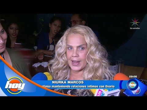 Niurka y Juan Osorio ¿juntos, otra vez? | Hoy