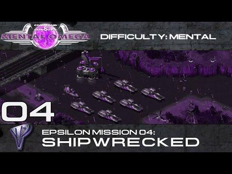 Mental Omega 3.3 // Yuri's Epsilon Mission 04: Shipwrecked