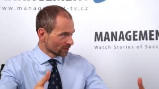 Vít Zelený v Management tv: O přednostech prezenční výuky v počítačovém vzdělávání