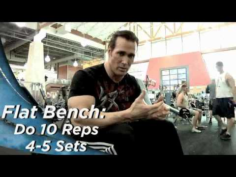 Mike O'Hearn's Power Bodybuilding Program