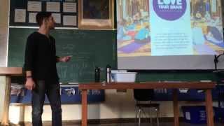 Love Your Brain Concussion Presentation
