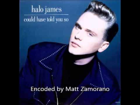 Halo James  Could have told you so extended mix 12inch