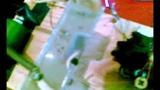 Стенд высоковольтный(Сборка трансформатора Теслы., 2011-02-24T11:55:01.000Z)