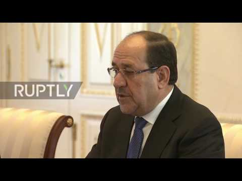Russia: Putin discusses Russia's role in Iraq with former PM al-Maliki