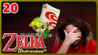 The Boys find out about the Wind Waker HD Wii U exclusives...the Swift Sail and IN-credible chart.