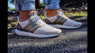 ultra boost lux on feet