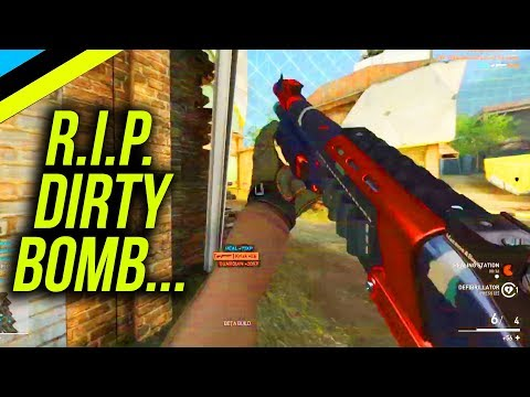 RIP Dirty Bomb - Another Free FPS Comes To An End