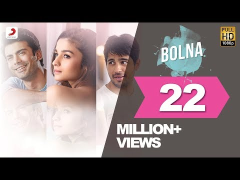 Bolna Video Song - Kapoor And Sons