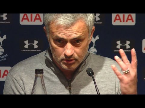 Jose Mourinho: THANK YOU MICHAEL OLIVER! Southampton vs Manchester United PRESS CONFERENCE